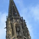 Die Lambertinikirche, mit den Wiedertäuferkäfigen © entdecker-greise.de