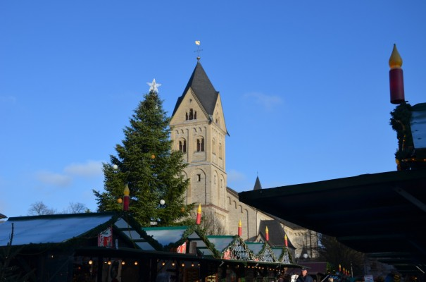St. Laurentiuskirche Bergisch Gladbach © entdecker-greise.de