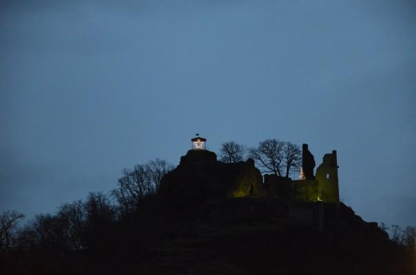 Abschied von Altenahr und Burg Are © entdecker-greise.de
