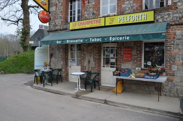 Brasserie im Hinterland der Normandie ©entdecker-greise.de