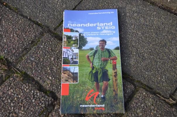 Infomaterial Neanderlandsteig ©entdecker-greise.de