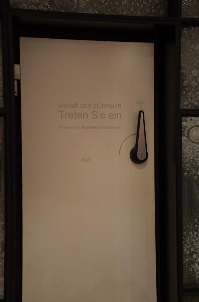 Kältekammer Globetrotter Köln ©entdecker-greise.de