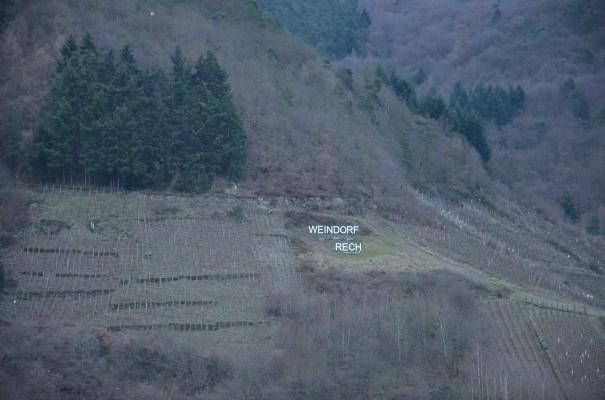 Weinort Rech, im Ahrtal © entdecker-greise.de