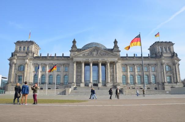 Das Reichstagsgebäude ©entdecker-greise.de