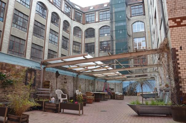 Innen- und Hinterhof des Hüttenpalastes in Berlin ©entdecker-greise.de