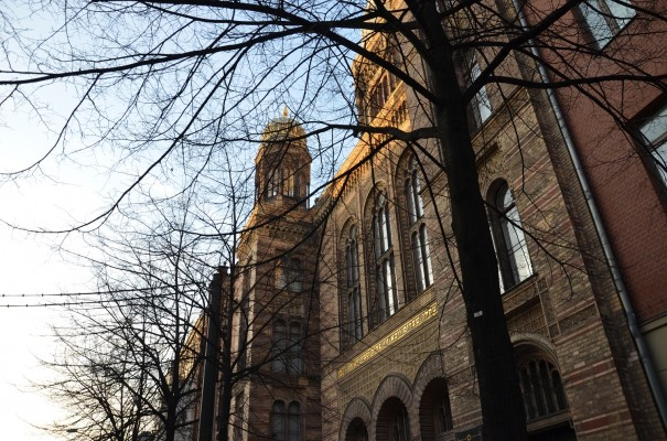 Neue Synagoge Berlin ©entdecker-greise.de