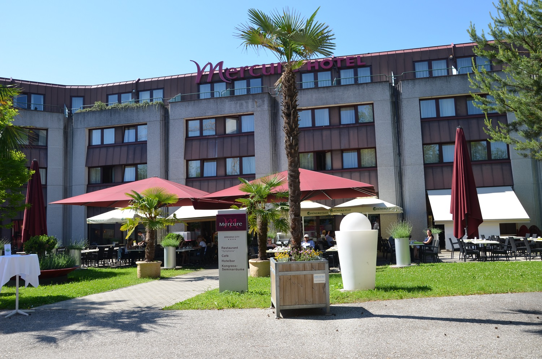 Casino Urlaub im Hotel Mercure Bregenz City