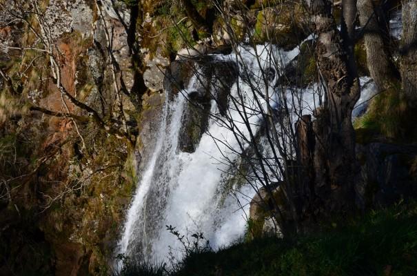Blick auf den Cascade du Satre ©entdecker-greise.de