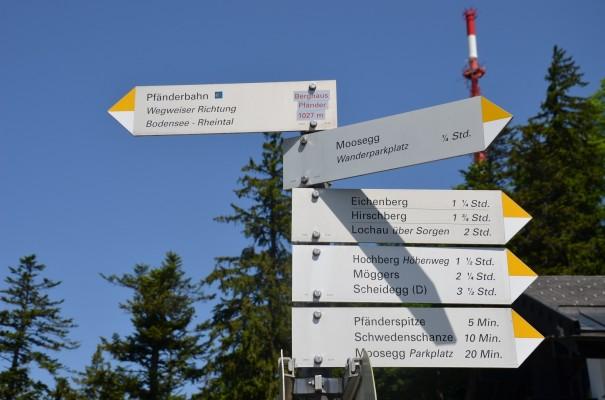 Wandern auf dem Pfänder ©entdecker-greise.de