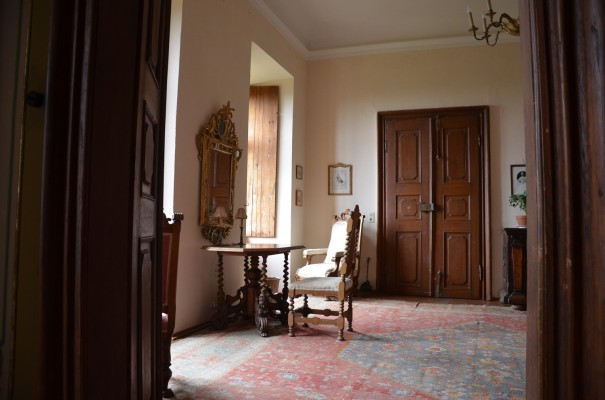 Rückzugsorte und Stille braucht man auf Burg Bernstein nicht lange zu suchen - Entschleunigung von ihrer schönsten Seite genießen ©entdecker-greise.de
