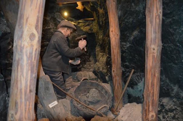 Schaubergwerk Bernsteiner Felsenmuseum ©entdecker-greise.de