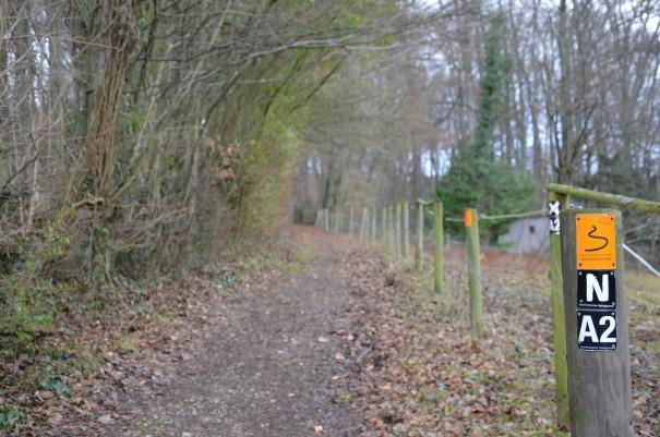 Der Bergische Weg zwischen Bergisch Gladbach und Altenberg ©entdecker-greise.de