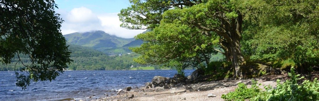 Ein herrliches Plätzchen am Loch Lomond ©entdecker-greise.de