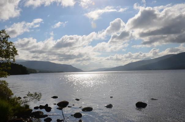Es ist so aufregnd, die Veränderung der schottischen Landschaft und Lichtverhältnisse zu beobachten ©entdecker-greise.de