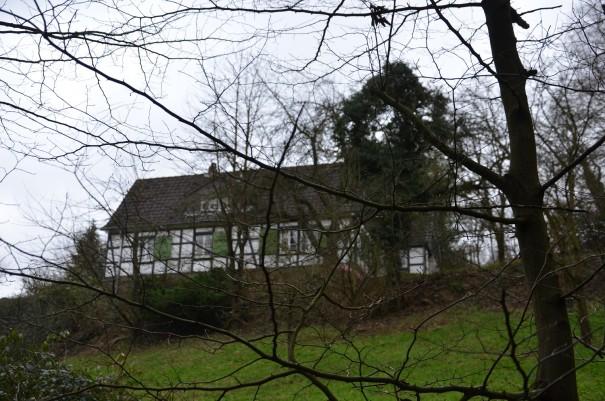 Schon wieder so ein schönes altes Bauernhaus ... ©entdecker-greise.de