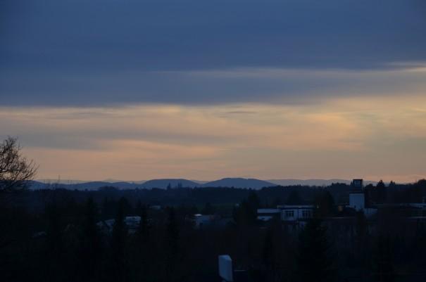 Und noch einmal ein Blick auf das Siebengebirge. ©entdecker-greise.de