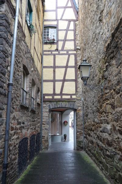 Ahrweilers Gassen und Winkel haben spannende Geschichten zu erzählen ©entdecker-greise.de