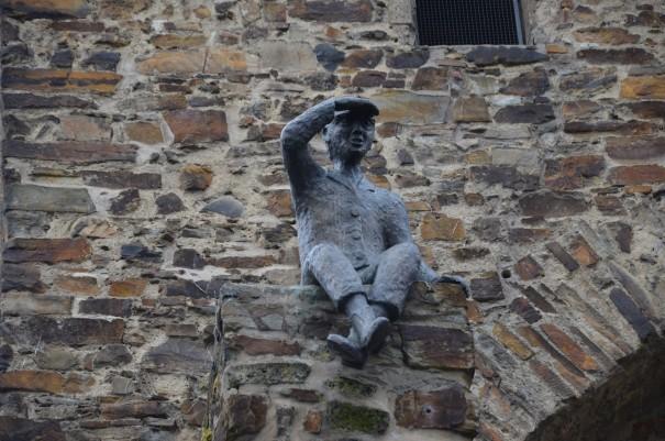 Der Mauerspäher von Ahrweiler ©entdecker-greise.de