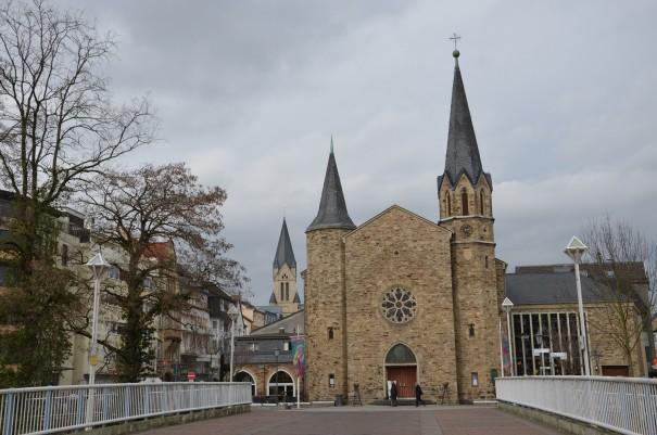 Die Martin Luther Kirche Bad Neuenahr ©entdecker-greise.de