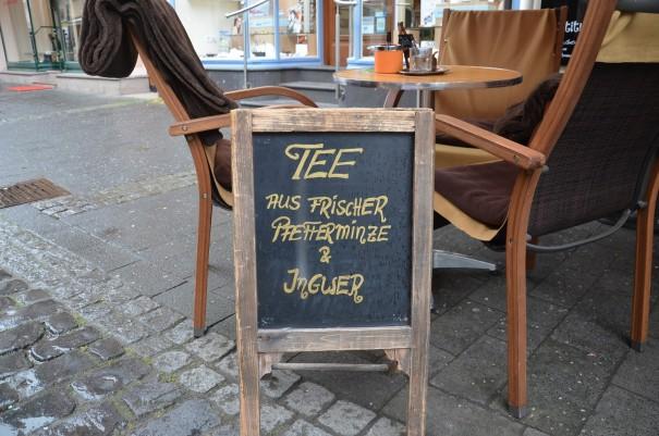 Gemütliche Cafés laden im Ahrweiler Stadtkern zum Verweilen ein! ©entdecker-greise.de