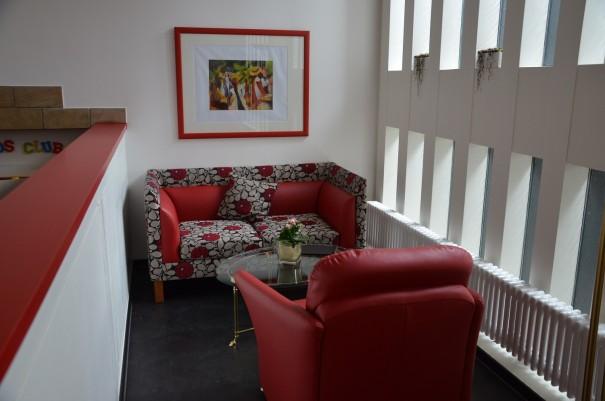 Gemütliche Sitzecken laden zum Entspannen ein. ©entdecker-greise.de