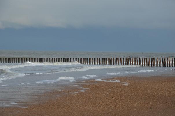 Herrliches Strandwetter schon Ende Januar ... Cadzand ©entdecker-greise.de