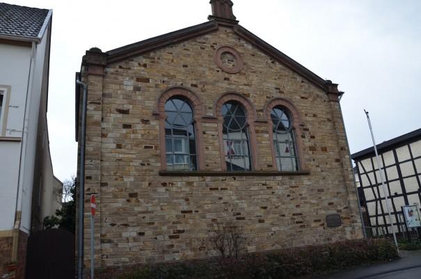 Jüdische Synagoge Ahrweiler ©entdecker-greise.de