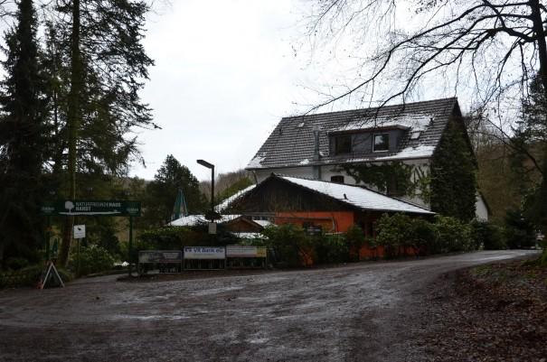 Naturfreundehaus Hardt, zwischen Bergisch Gladbach und Bensberg ©entdecker-greise.de