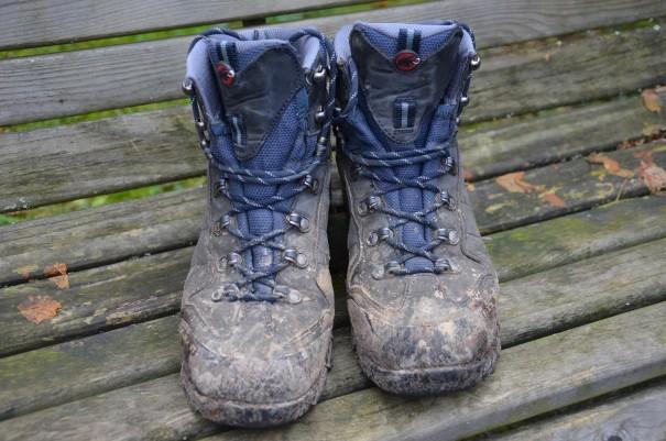 Schuhe die glückliche Stunden und ganz viel Abenteuer versprechen ...©entdecker-greise.de