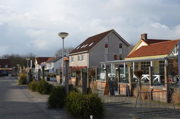 """""""Vergnügungsmeile"""" in Cadzand ©entdecker-greise.de"""