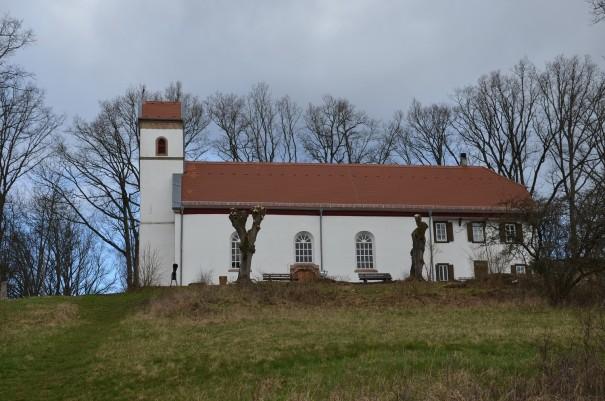 Auf zur Kreuzkapelle ... unser erster Anstieg ©entdecker-greise.de