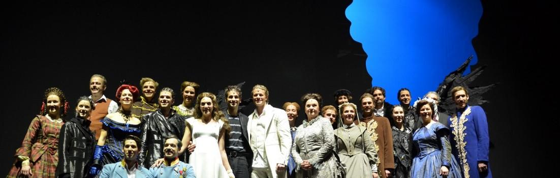 Das Elisabeth Musical im Essener Colosseum Theate - ein unvergessliches Erlebnis.