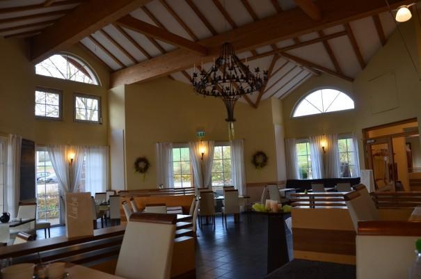 Das urgemütliche Rstaurant im Hotel Klostermühle ©entdecker-greise.de