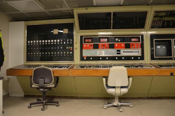 Die Kommandozentrale im Regierungsbunker ©entdecker-greise.de