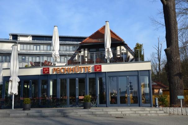 Die Pechhütte des Hotel Esplanade Resort & Spa ©entdecker-greise.de
