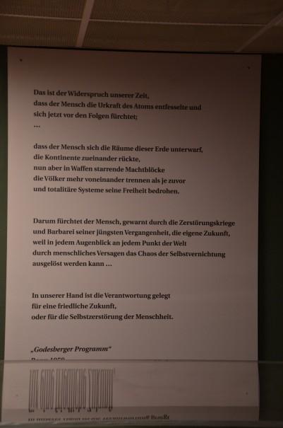 Die wahre Erkenntnis liegt wohl nicht nur auf diesem Bild im Halbdunkeln. ©entdecker-greise.de