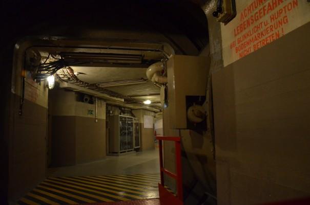 Eine kleine unterirdische Stadt wurde hier im Ahrtal zur vermeintlichen Rettung von auserwählten 3000 Menschen erbaut. ©entdecker-greise.de