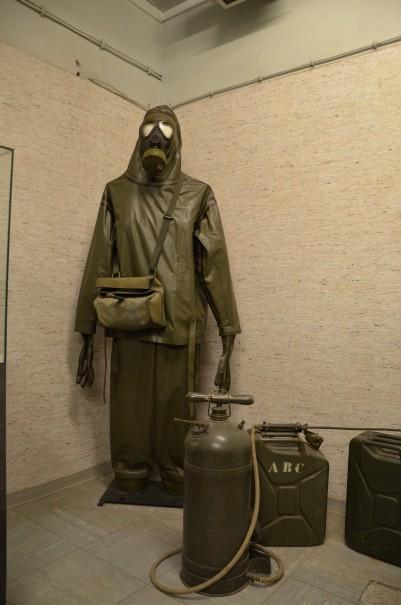 ... das reinste Horrorszenario, hier im Regierungsbunker Ahrtal ©entdecker-greise.de