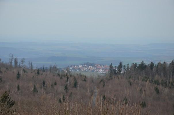 ... und hier kommt die Aussicht vom Königsstuhl ©entdecker-greise.de
