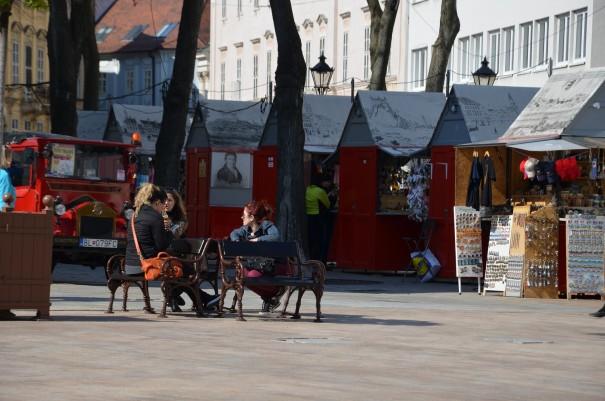 Bratislava lädt zum Genießen ein. ©entdecker-greise.de