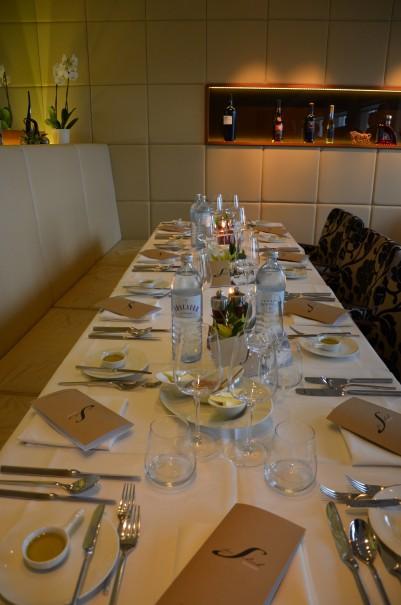 Eine fusion aus spanischer und österreischicher Küche im Restaurant Das Schick. ©entdecker-greise.de