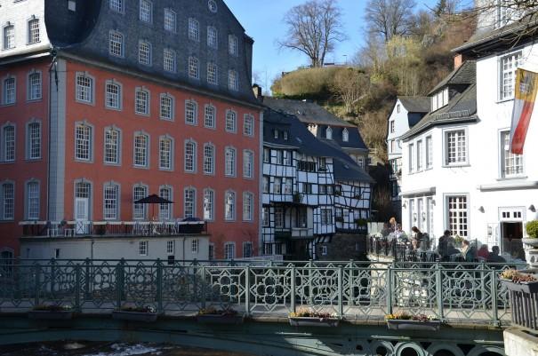 Das Rote Haus - das heute als Museum für Besucher zugänlgich ist. ©entdecker-greise.de