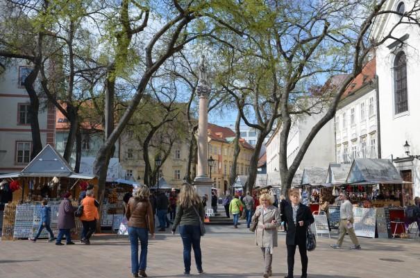 Genießen, bummeln und flanieren in Bratislava, der Hauptstadt der Slowakei. ©entdecker-greise.de