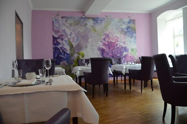 Romantisch und verpielt - das Hotel am Schloss in Rockenhausen ©entdecker-greise.de