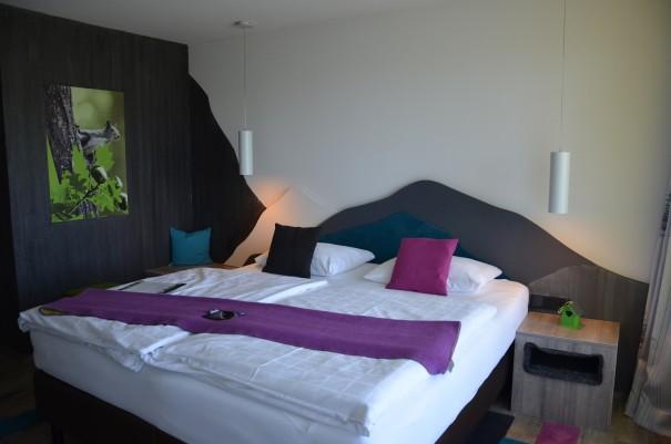 Gemütliche und helle Zimmer für das individuelle Wohlfühlambiente, hier im Hotel FREUND ©entdecker-greise.de