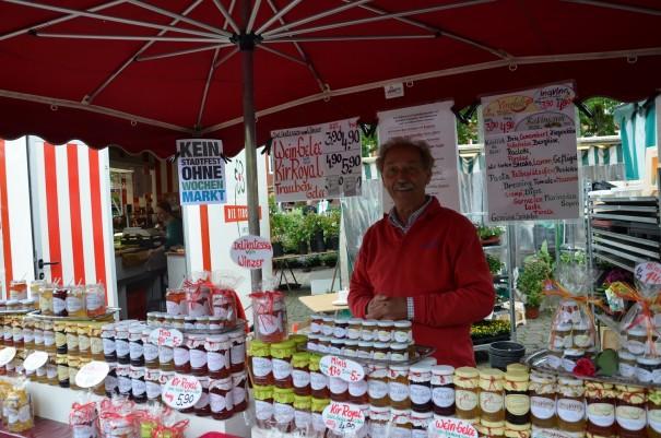 Die leckersten Geleevarianten gab es hier zu kosten und zu kaufen ©entdecker-greise.de