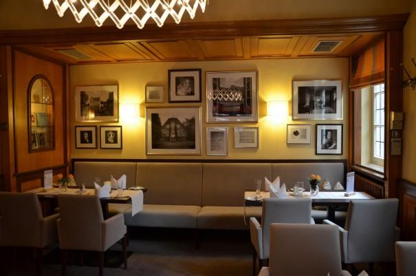 Hier wird im Hotel Feldmann das Frühstück serviert - Gemütlichkeit und Genusspur ... ©entdecker-greise.de
