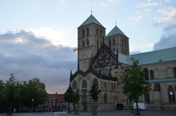 Münster bei Nacht - auch mal ein Erlebnis. ©entdecker-greise.de