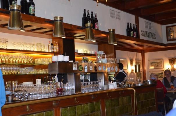 Traditionelle Gemütlichkeit in alteingesessenen müsteraner Gasthäusern ©entdecker-greise.de