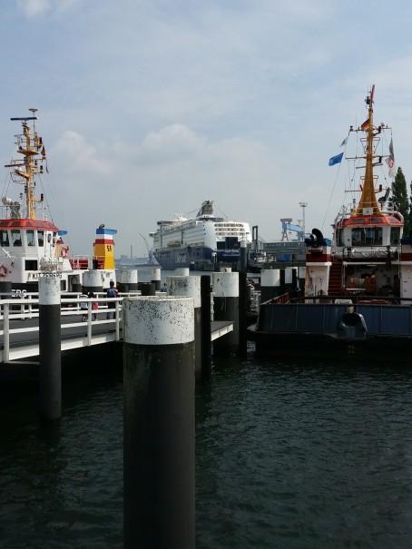Mit der Colorline geht es für uns nach Norwegen ... wir sind voller Vorfreude und Aufregung! ©entdecker-greise.de